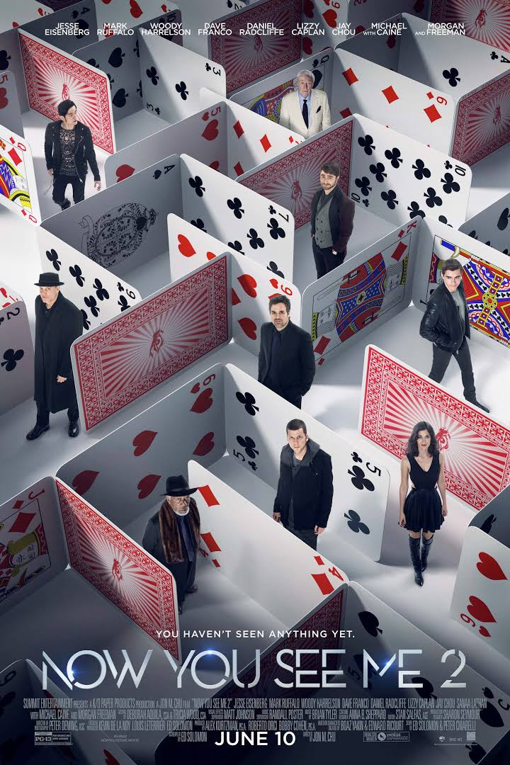 Now You See Me 2 Full Movie HD