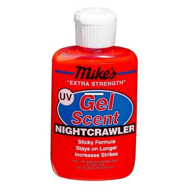 Mike's Gel Scent - Nightcrawler, 2oz