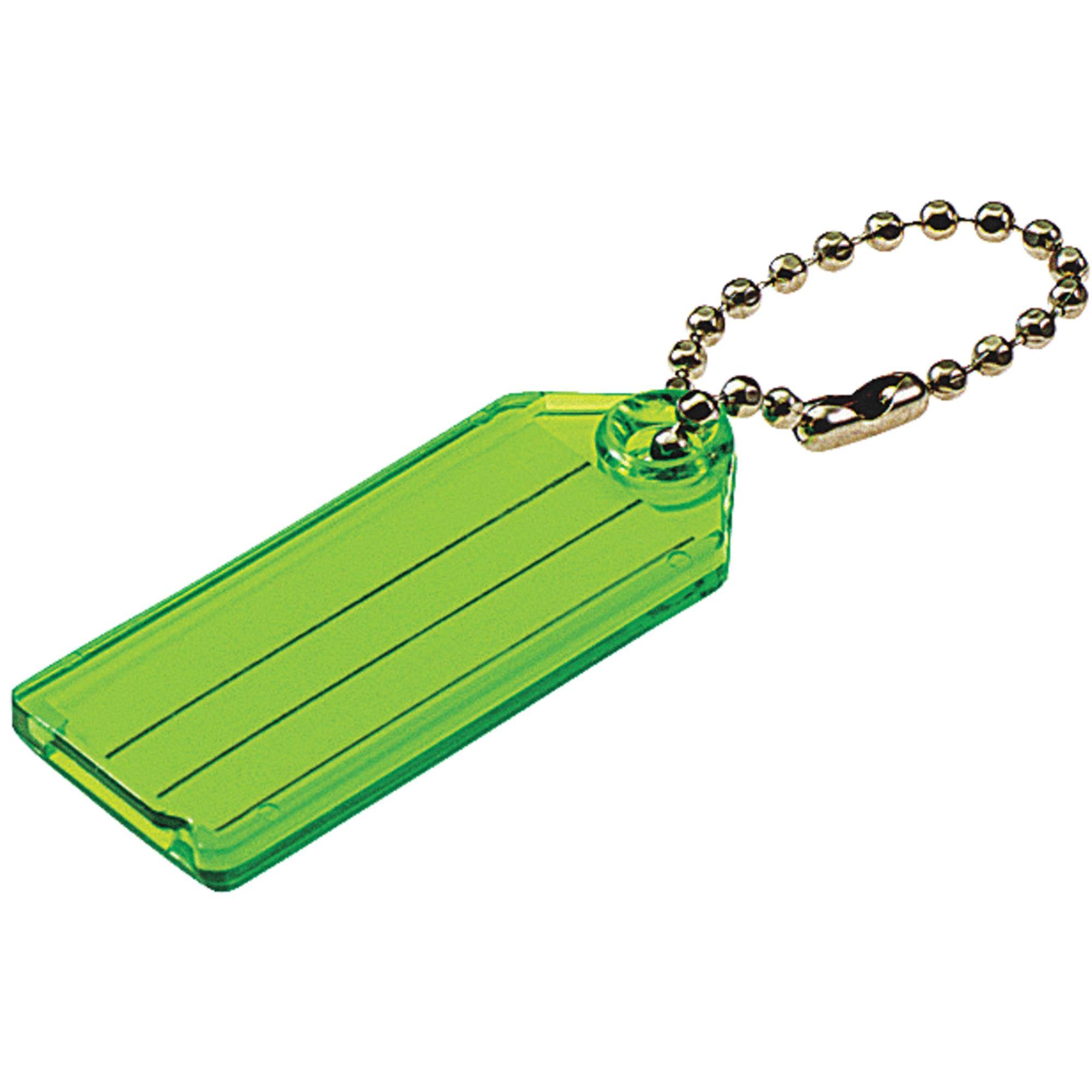 Lucky Line I.D. Key Tag - With Chain