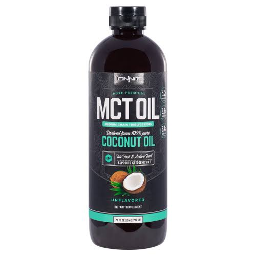 Onnit MCT Oil (24 fl oz)