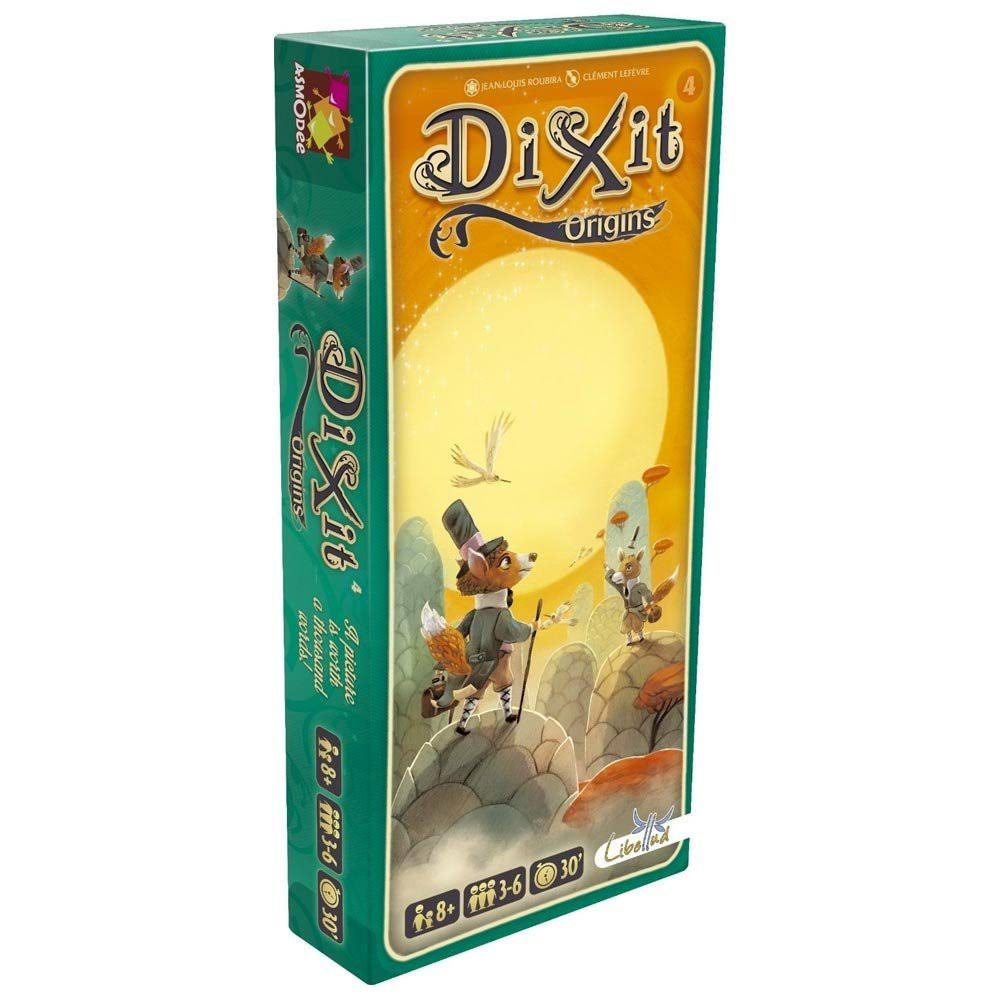 Asmodee Editions Dix05us Dixit Origins Board Game