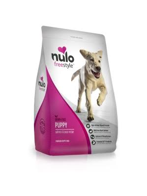 Nulo FreeStyle Grain Free Dry Dog Food - Salmon and Peas, 24Lb
