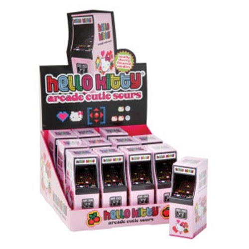 Boston America Hello Kitty Arcade Cutie Sours