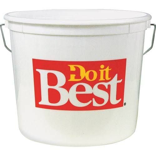 Do It Best Plastic Paint Pail - 5qt