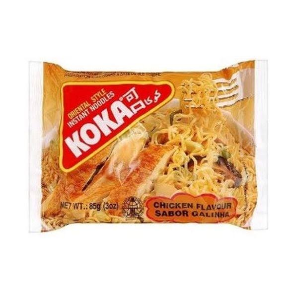 Koka The Original Oriental Instant Noodles - Chicken, 85g