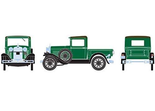 Athearn HO RTR Model A Pickup, Dark Green
