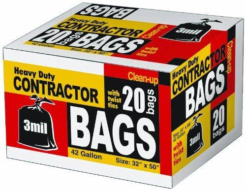 Howerd Berger Company Heavy Duty Contractor - 20 Bags