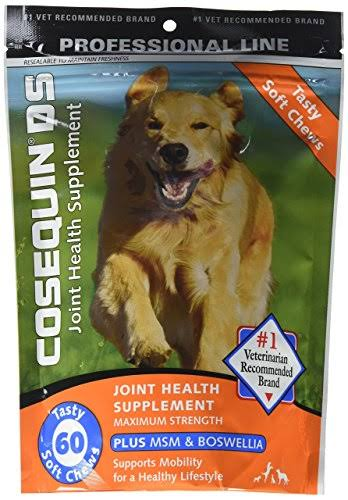 Cosequin DS Joint Health Supplement - 60 chews