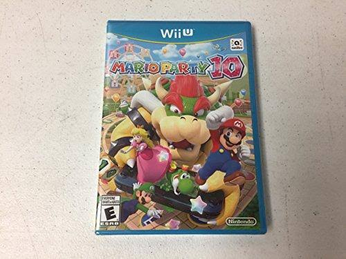 Nintendo Mario Party 10 Wii U Video Game