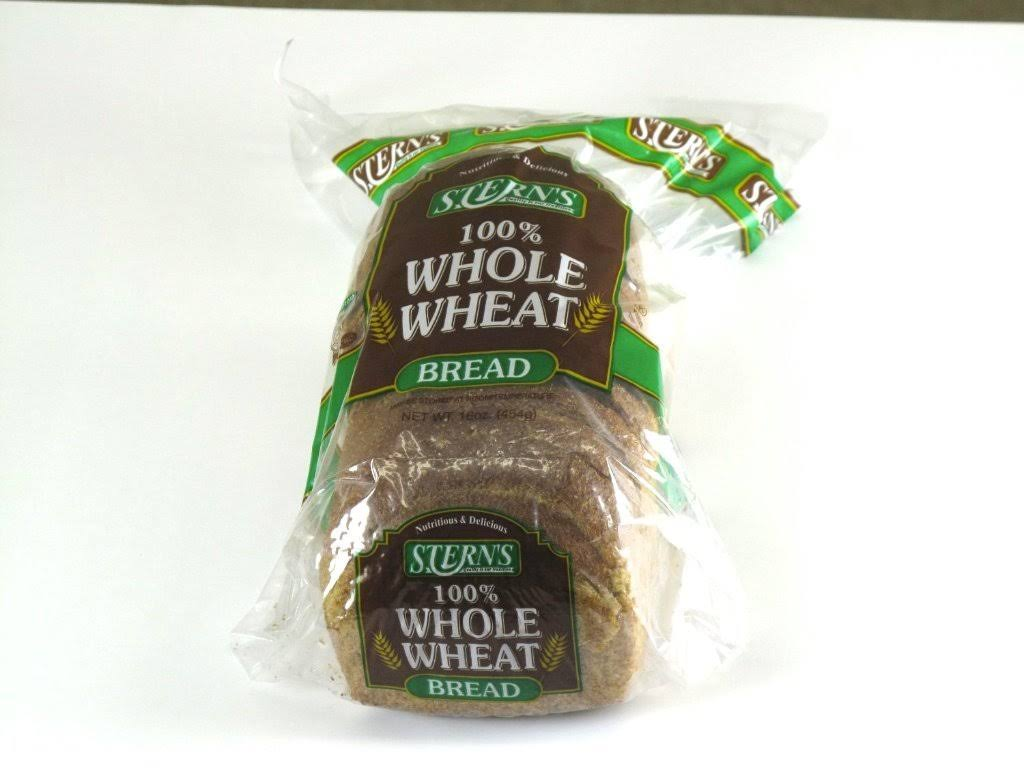 Stern's Whole Wheat Bread