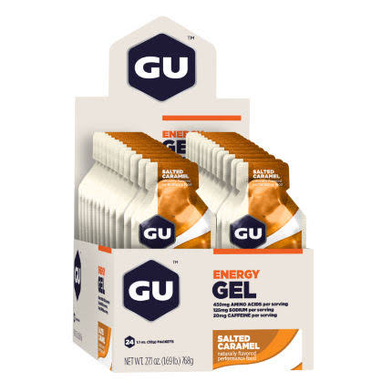 GU Original Sports Nutrition Energy Gel - Salted Caramel
