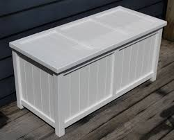 boxseat indoor outdoor wooden storage box and handcrafted in new