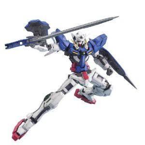 Bandai MG GN-001 Gundam Exia 1/100 Scale Model Kit