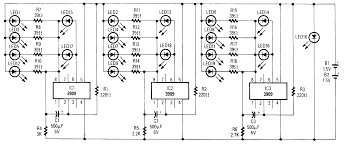 Blinking Christmas Tree Lights Gif by Wiring Diagram For Led Christmas Lights U2013 The Wiring Diagram