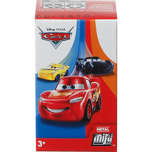 Disney Pixar Cars Metal Mini Racers Series Mystery Pack