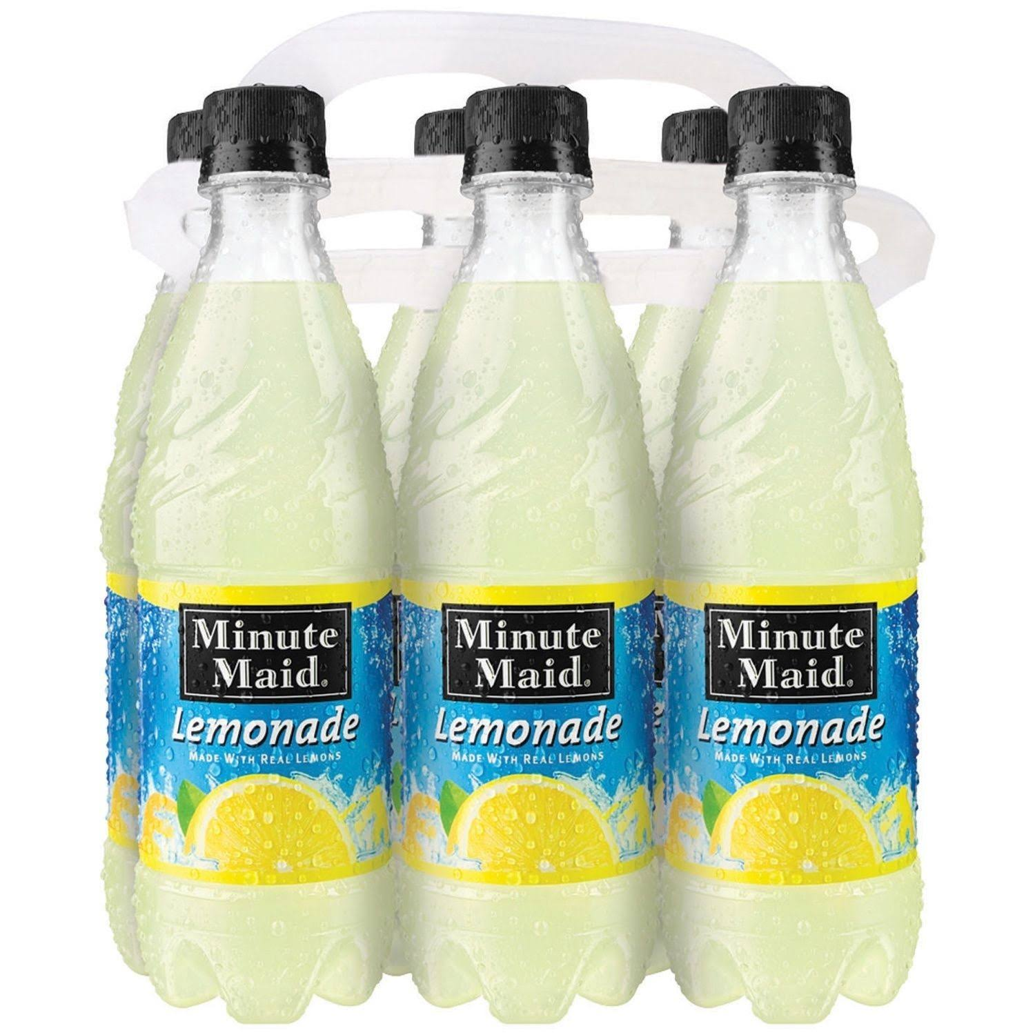 Minute Maid Lemonade - 6 Pack