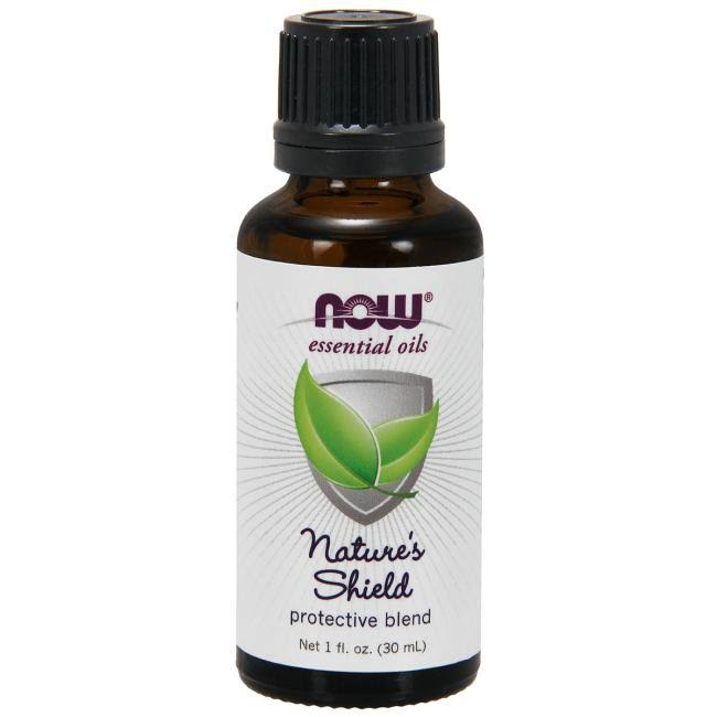 Now Foods Nature's Shield Oil Blend - 1 oz