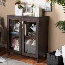 Baxton Shoe Storage Cabinet by Dark Brown Shoe Storage Closet Storage U0026 Organization The