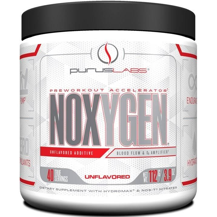 Purus Labs Noxygen Preworkout Accelerator - Unflavored