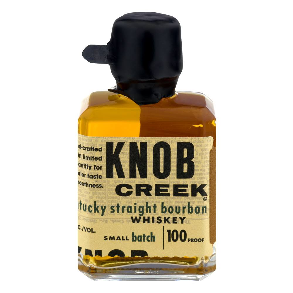 Knob Creek Straight Bourbon Whiskey - Kentucky, United States