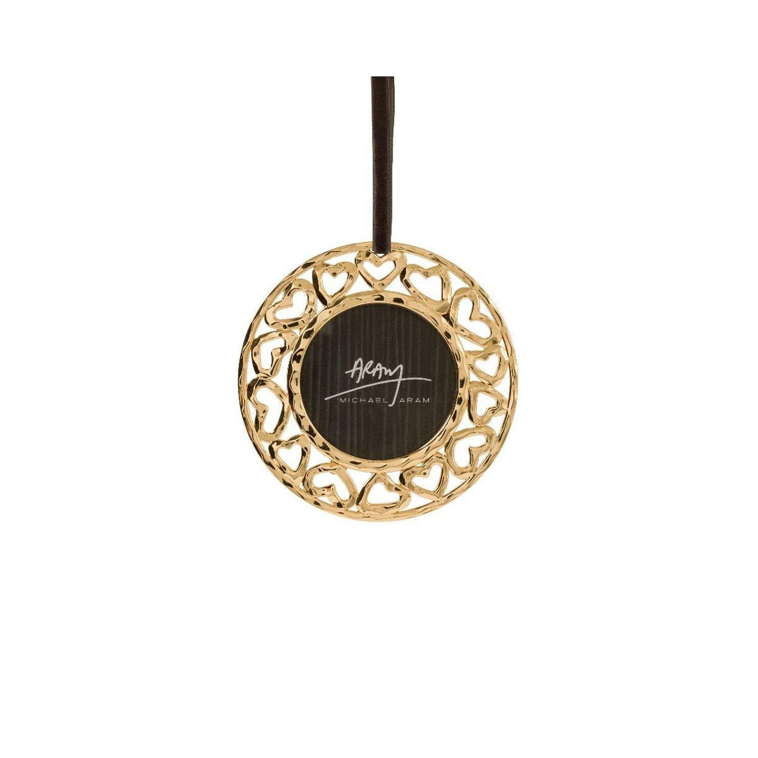 Michael Aram Gold Heart Frame Ornament