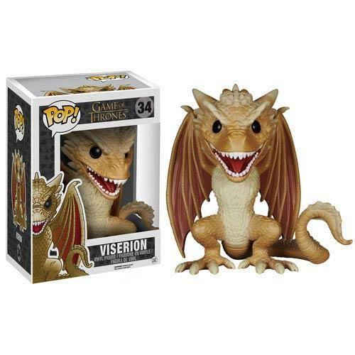 Funko Pop Game of Thrones Figure - Viserion, 15cm