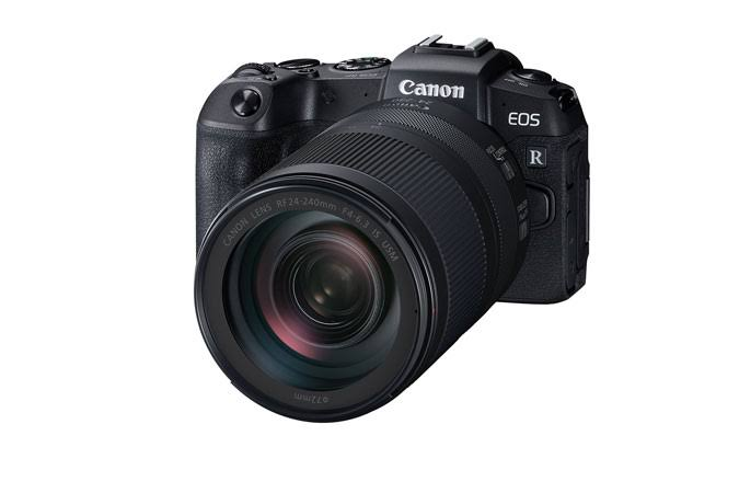 Canon EOS RP Mirrorless Camera - 24-105mm, f/4L