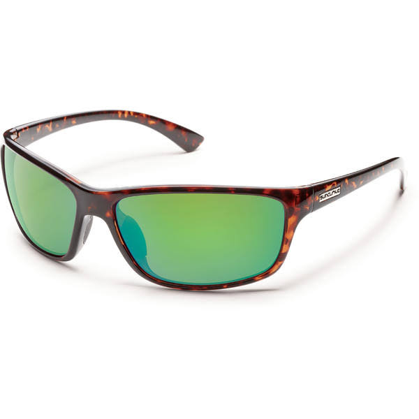 Suncloud Sentry Polarized Sunglasses - Tortoise Frame