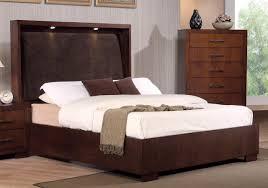 bedroom flat wood queen size platform bed frame with storage