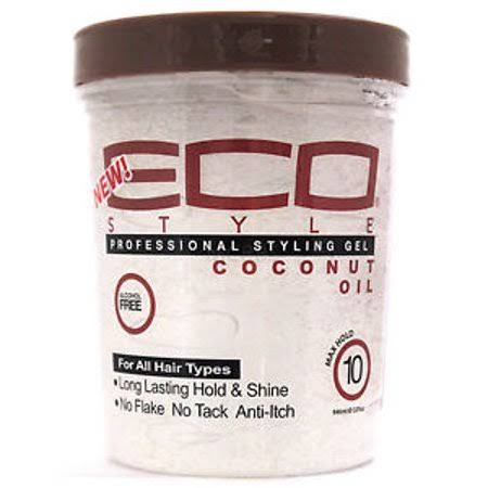 Eco Style Coconut Oil Styling Gel 32 oz