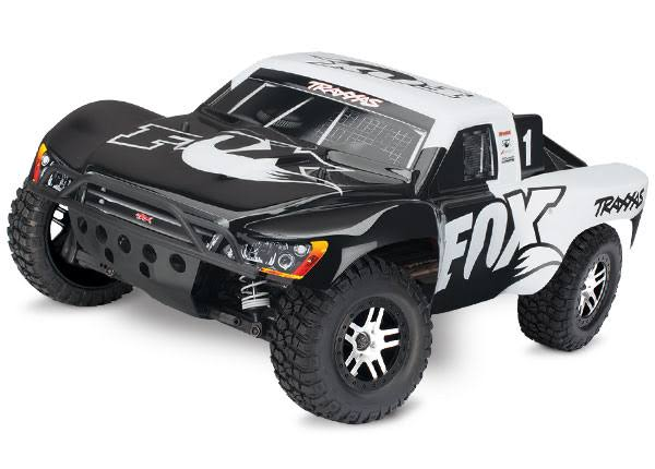 Traxxas 68086-4 Slash 4x4 1/10 Scale 4WD Short Course Truck