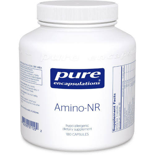 Pure Encapsulations Amino-NR Dietary Supplement - 180ct