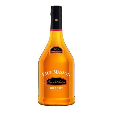 Paul Masson Grande Amber Brandy - 1l