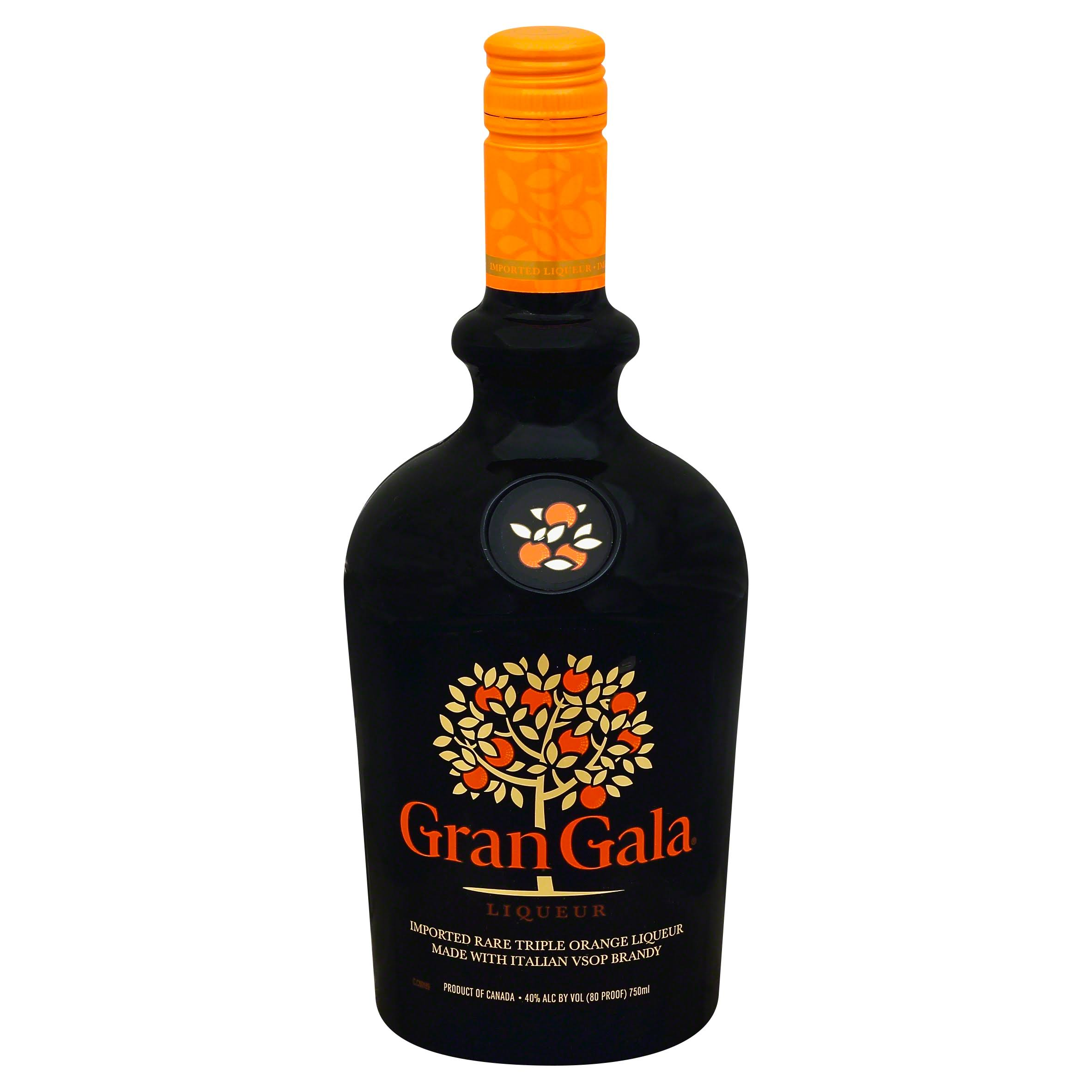 Gran Gala Triple Orange Liqueur - 750 ml bottle