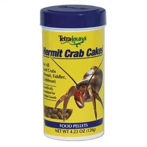 Tetra Hermit Crab Cakes Food Pellets - 4.23oz