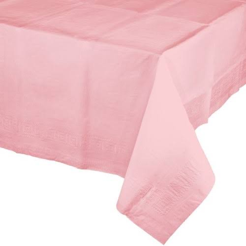 Creative Converting Paper Banquet Table Cover - Classic Pink