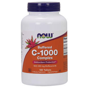 Now Foods C-1000 - 180 Tablets