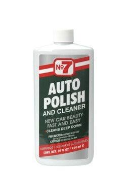 No7 Auto Polish & Cleaner - 14oz