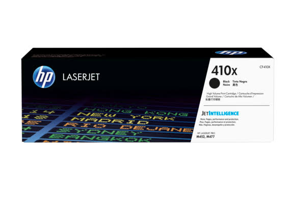 HP 410X Toner Cartridge - Black