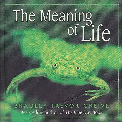 The Meaning of Life - Bradley Trevor Greive