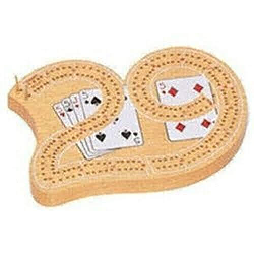 John Hansen Mini 29 Cribbage Board Game