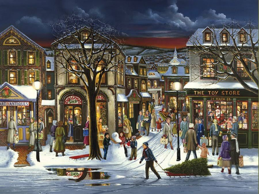 Cobble Hill 500 Piece TIS The Season Puzzle