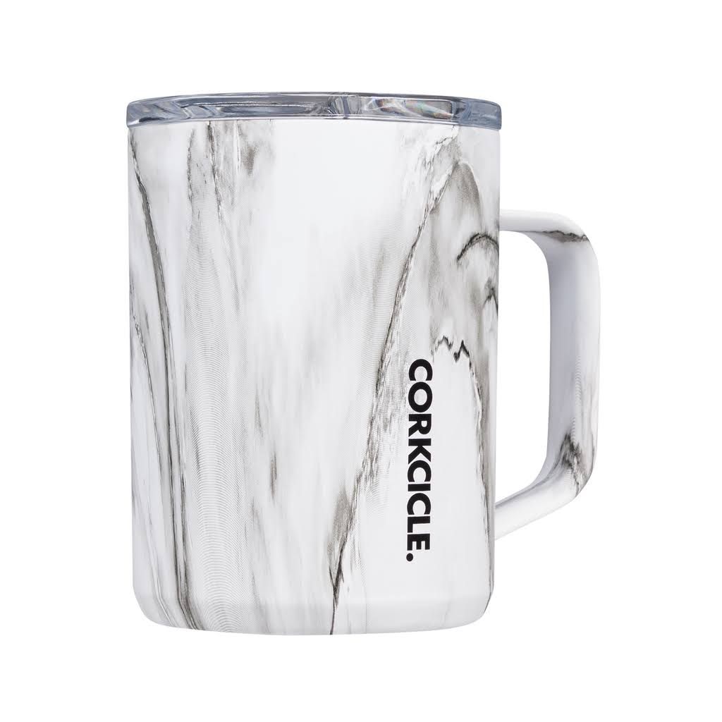 Corkcicle Snowdrift Origins Coffee Mug, 16 oz.