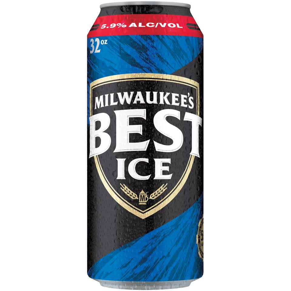 Milwaukee's Best Ice Beer - 32oz