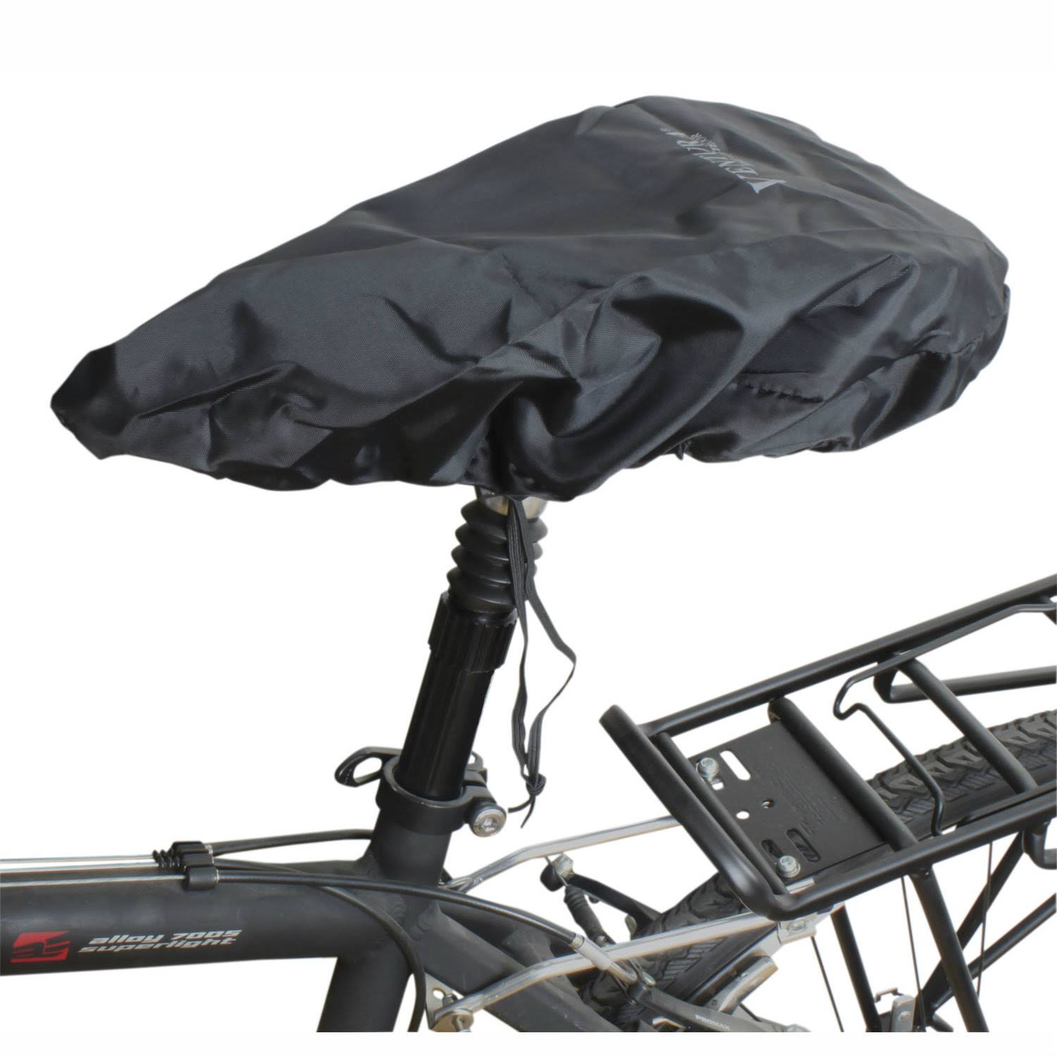 Diverse Saddle Rain Cover Black