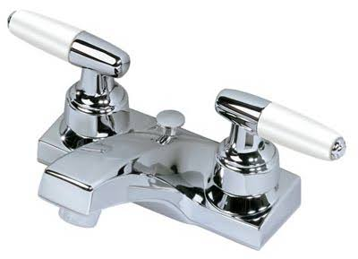Homewerks Worldwide Lavatory Faucet - Chrome
