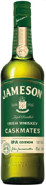 Jameson Irish Whiskey Caskmates IPA Edition - 1.00L