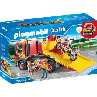 Playmobil City Life 70199 Towing Service
