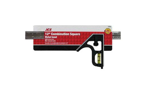 Ace Combination Square - 12""