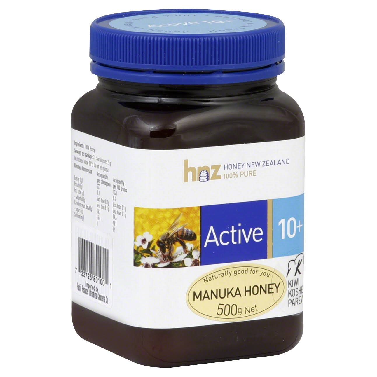 Manuka Honey Bio Active 10 Plus - 500g